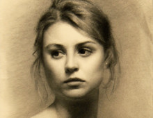 Portrait of Hayley
