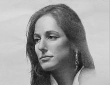 Portrait of Naomie